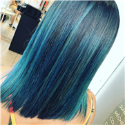 Bluehair ❤️